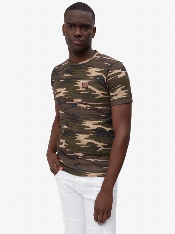 T-SHIRT SMK CAMOUFLAGE
