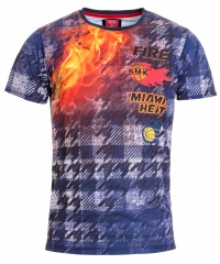 T-SHIRT SMK ON FIRE