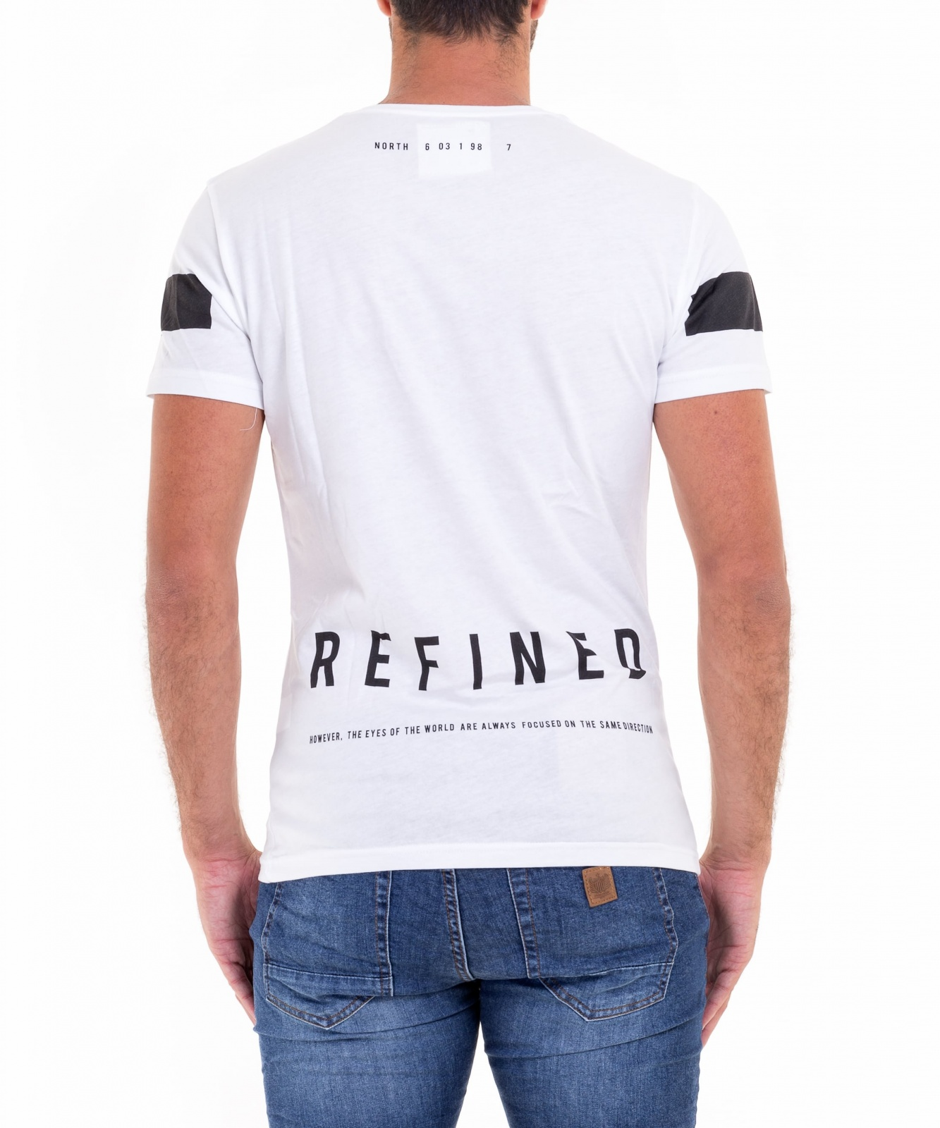 T-SHIRT SMK REFINED