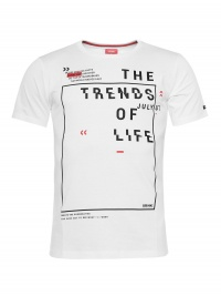 T-SHIRT SMK TRENDS OF LIF