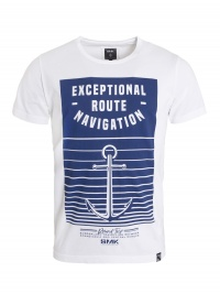 T-SHIRT ROUTE NAVIGATION