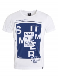 T-SHIRT SMK NAUTICAL