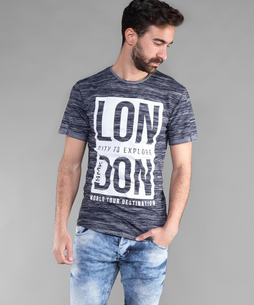 T-SHIRT SMK LONDON