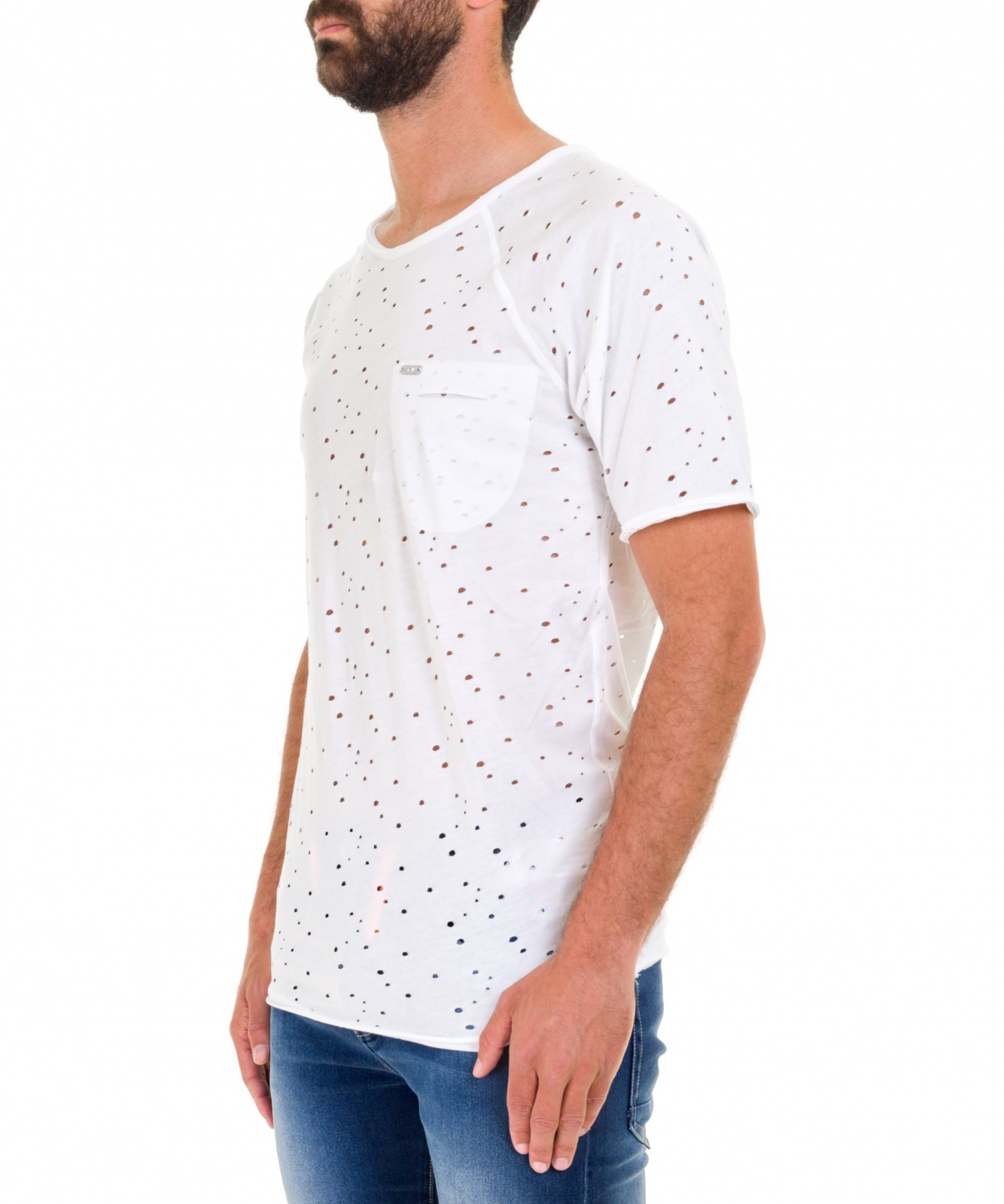 T-SHIRT PERFORATED SMK