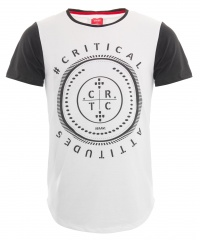 T-SHIRT #CRITICAL ATTITUD