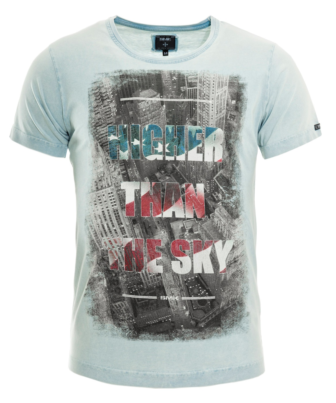 T-SHIRT HIGHER T.T. SKY