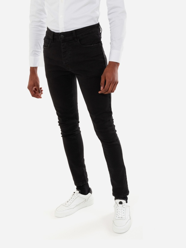 CALÇA SMK DENIM BLACK