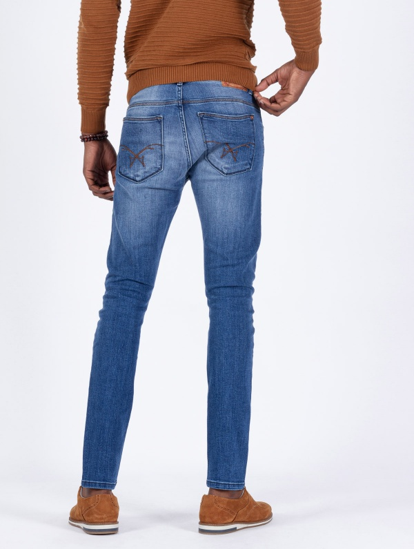 CALÇA SMK DENIM IN BLUE
