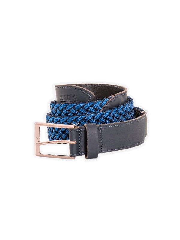 CINTO BLUE LEATHER