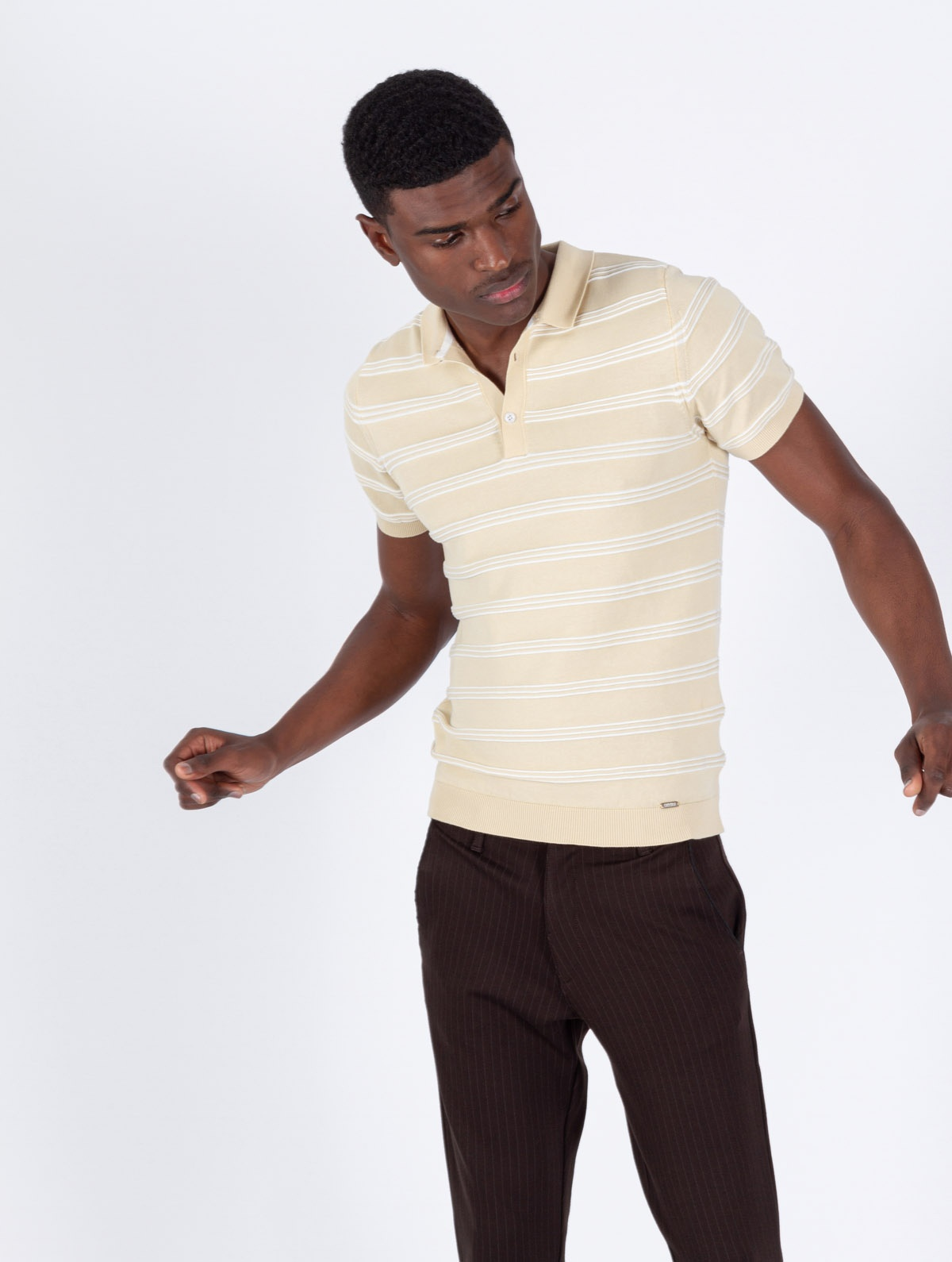 POLO SMK TRIPLE STRIPES