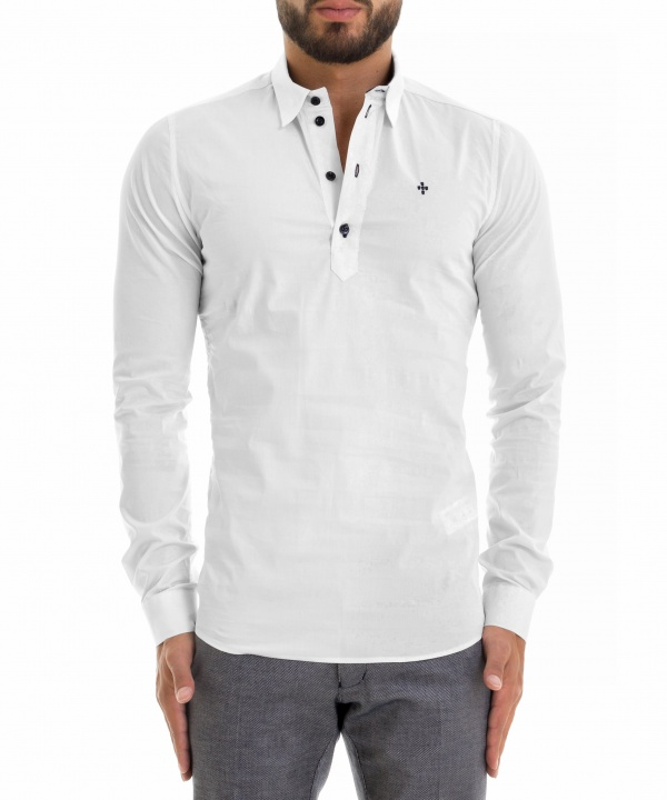 CAMISA THREE BUTTONS