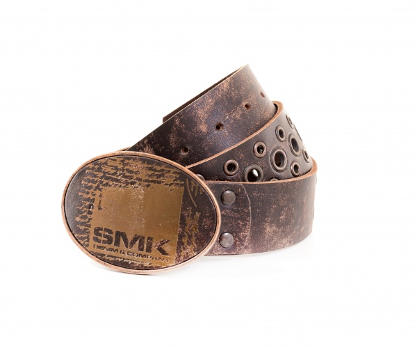 CINTO OVAL BUCKLE