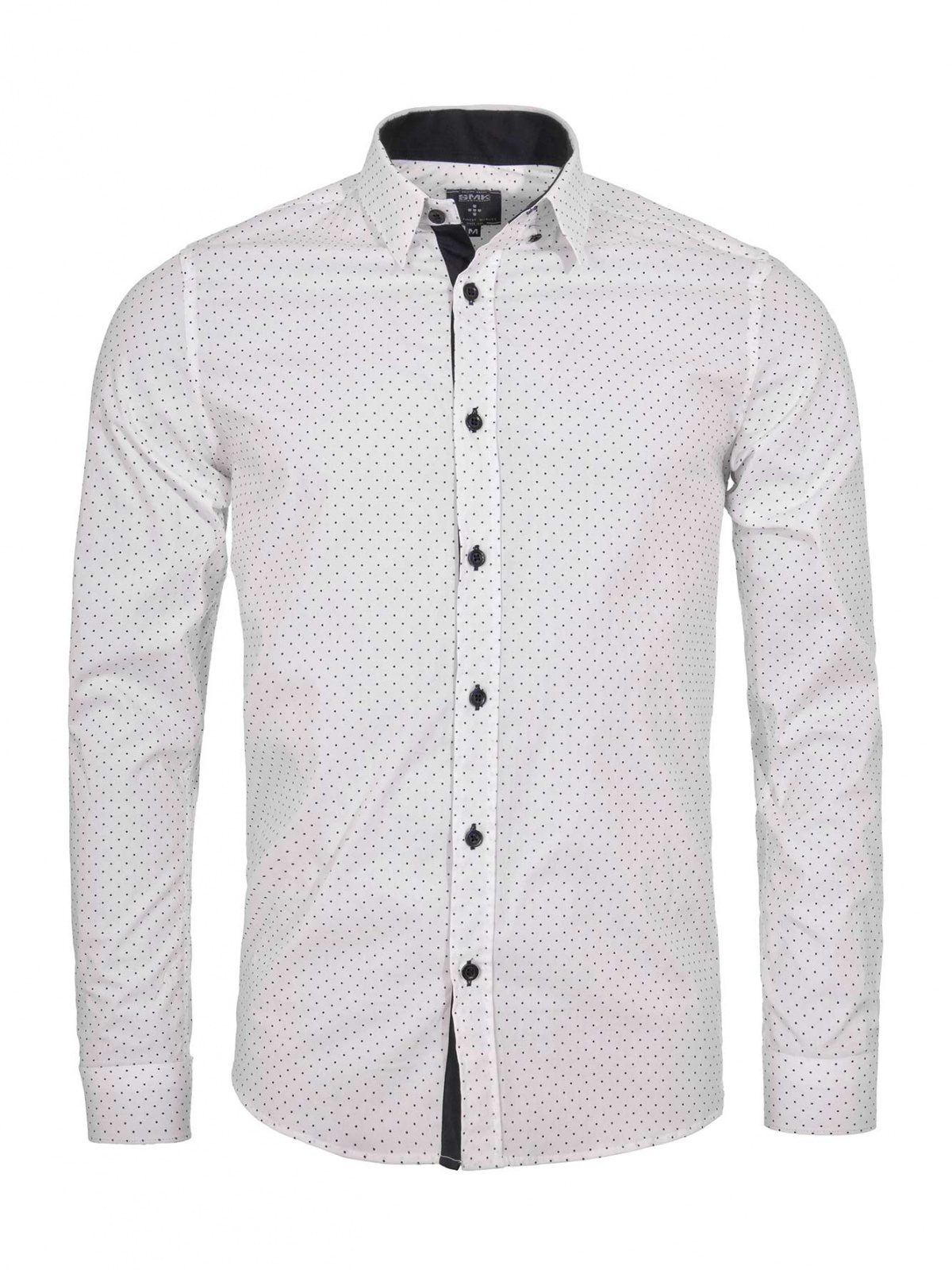 CAMISA SMK BLUE DOT II
