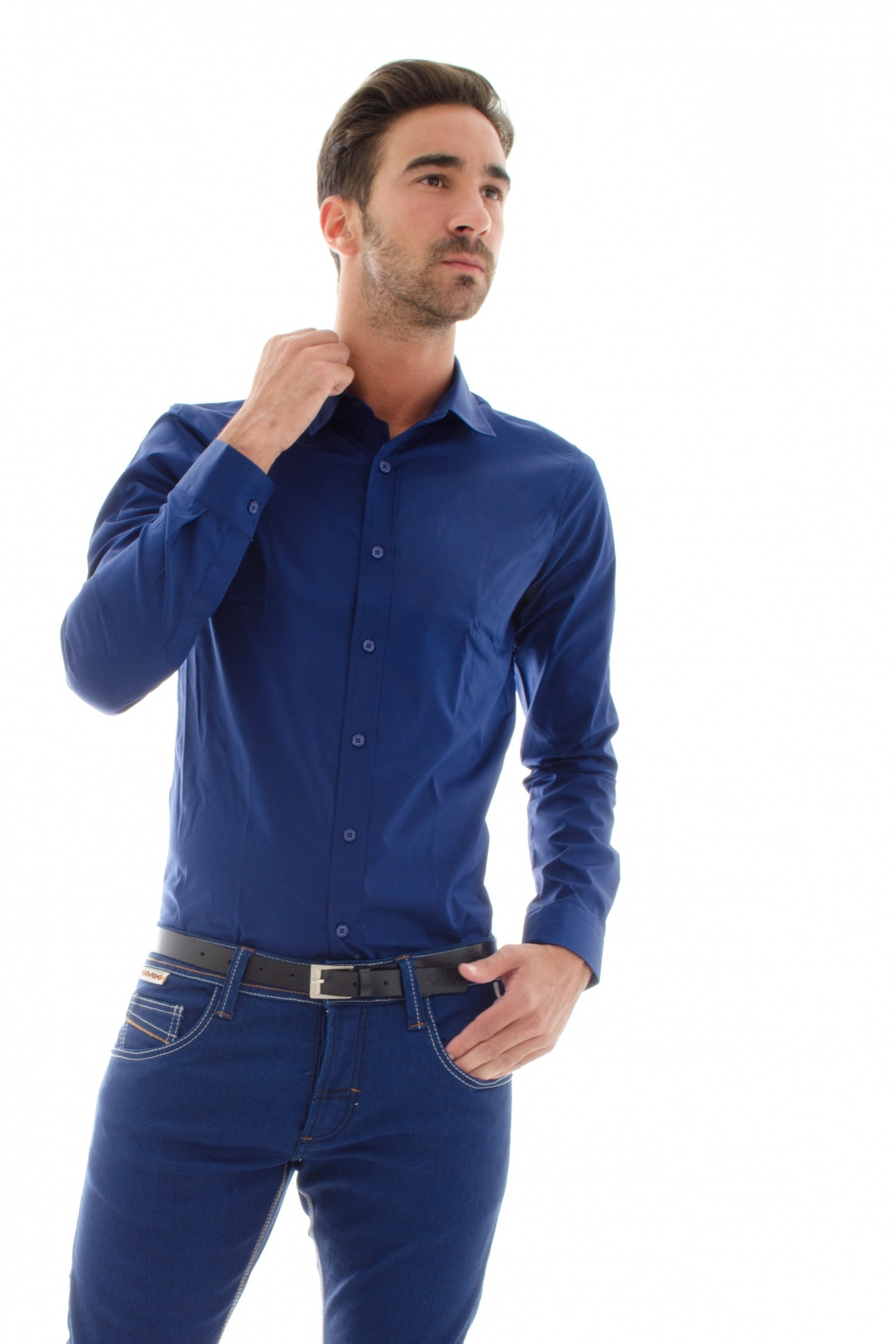 CAMISA SIMPLE COLOR