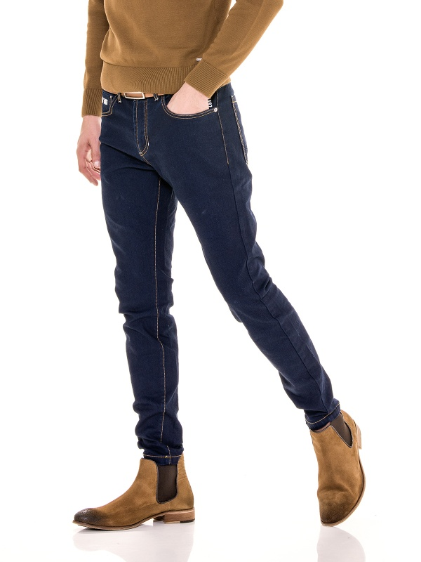 CALÇA SMK DENIM GOLD 5489