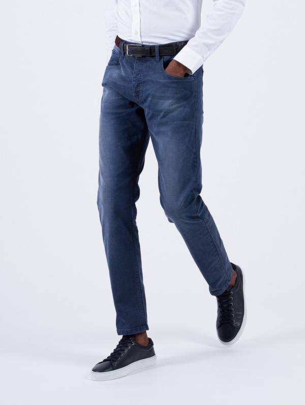 CALÇA SMK DENIM DARK BLUE