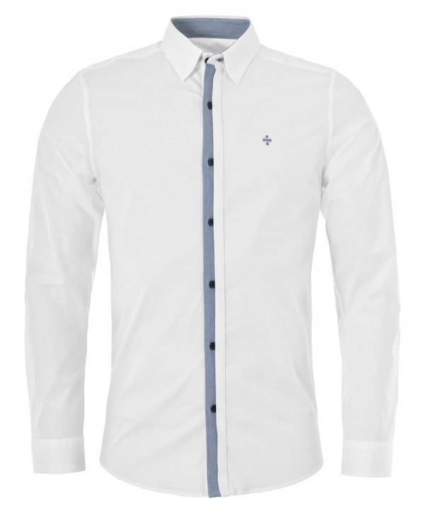 CAMISA LISTED COLLOR