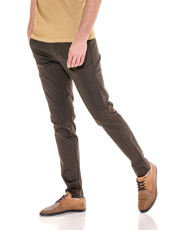 CALÇA SMK BROWN WAY