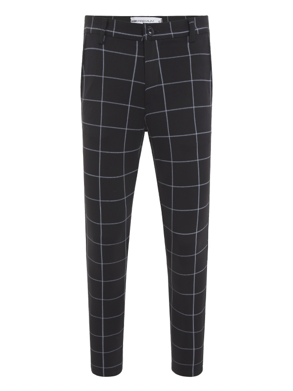 CALÇA SMK BLACK CHESS