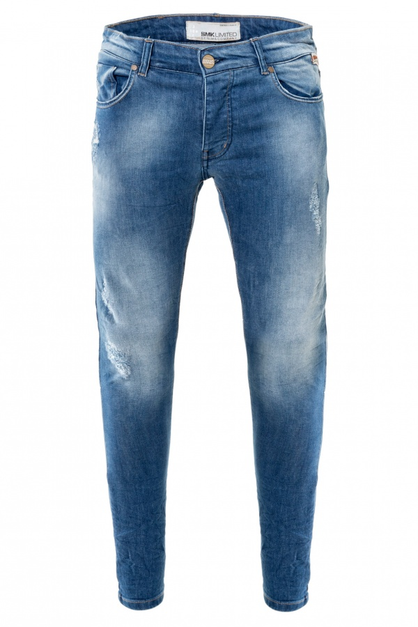 CALÇA DENIM ONE WAY