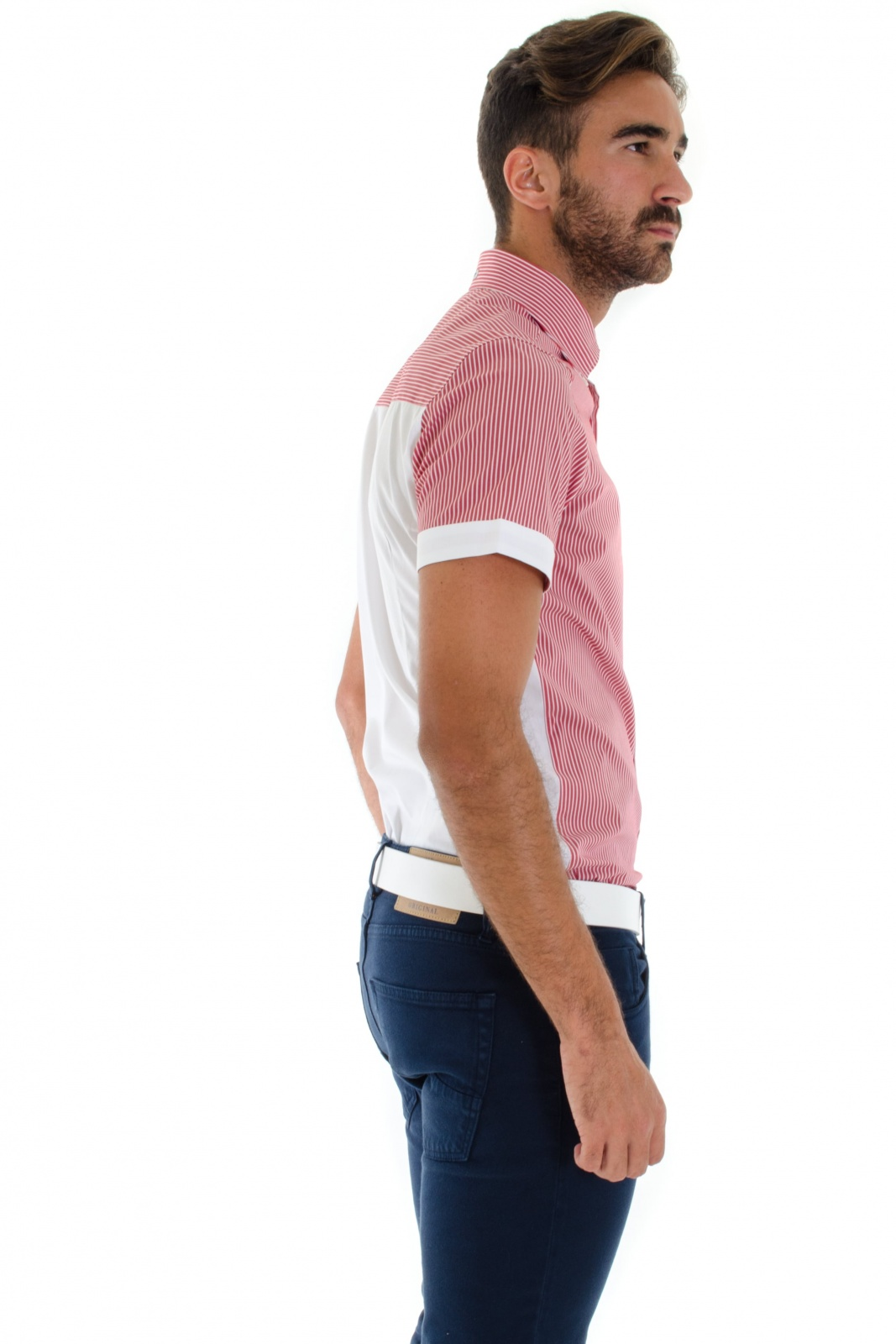 CAMISA COLOR RAYURES