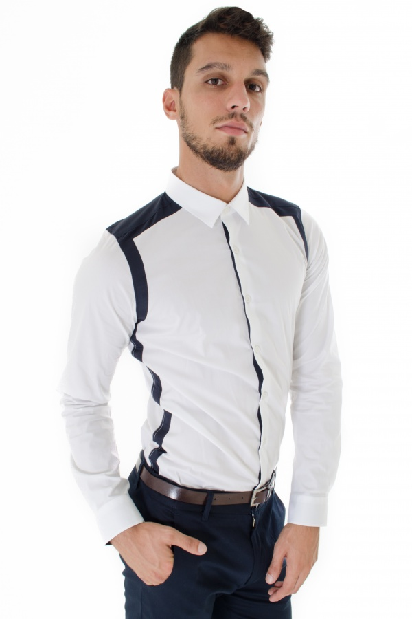 CAMISA KAPTEN SHOULDER