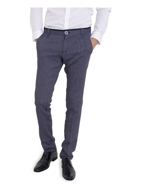 CALÇA SMK BLUE SLIM FIT