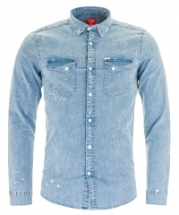 CAMISA DENIM SMK