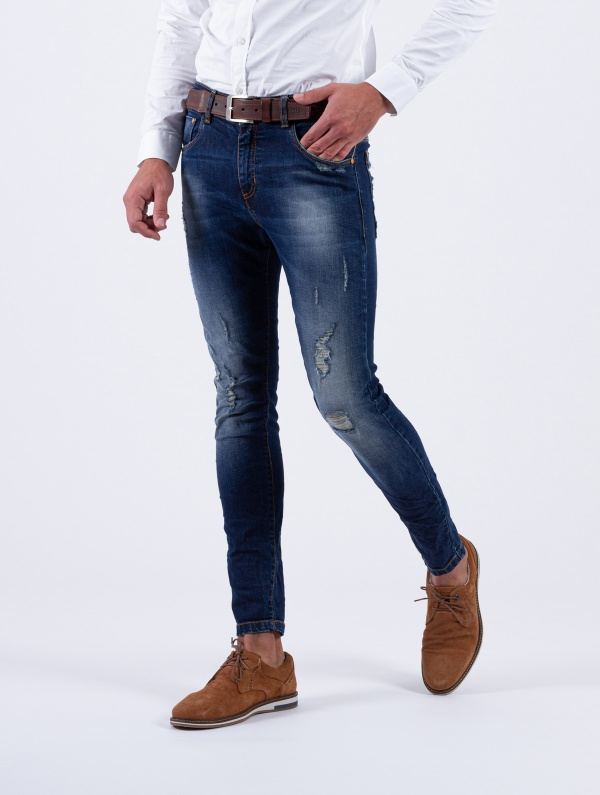 CALÇA SMK DARK DENIM