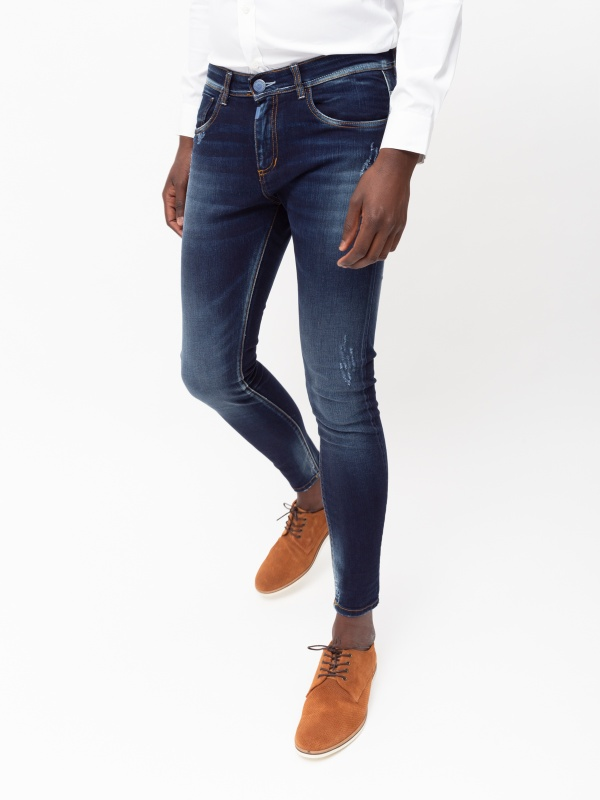 CALÇA SMK DENIM BLUE WAVE