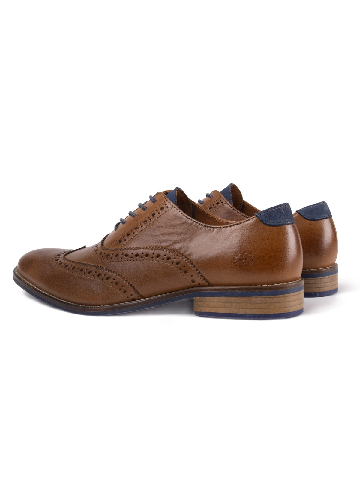 SAPATO SMK BROWN WAY