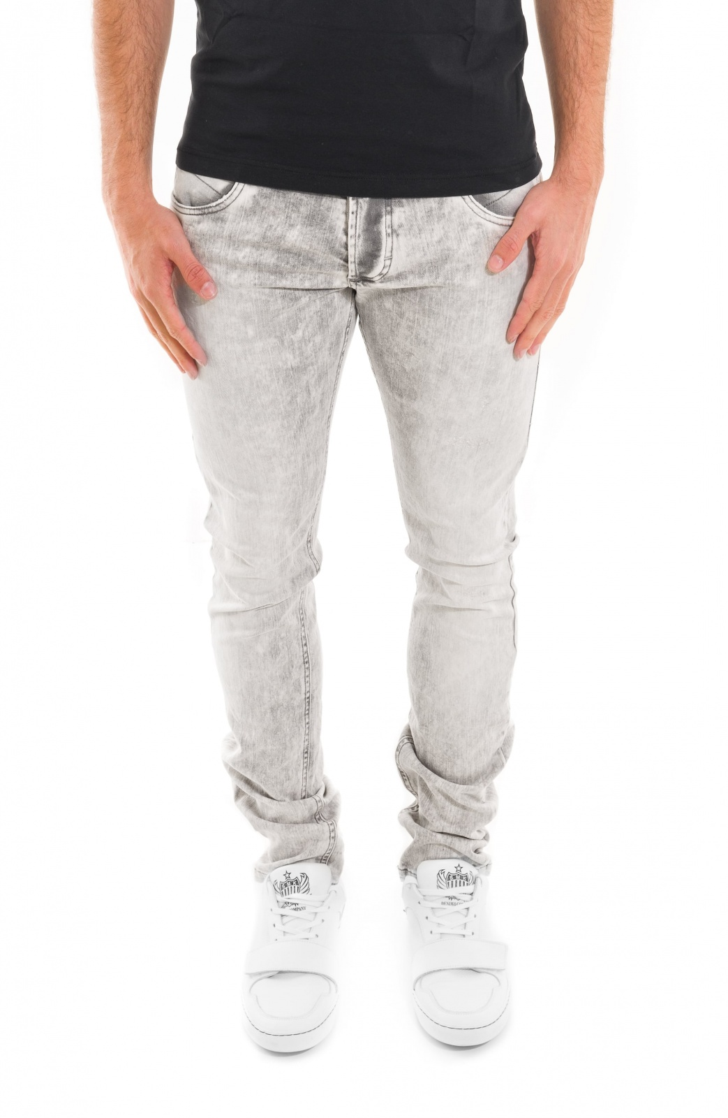 CALÇA GRAY WORLD