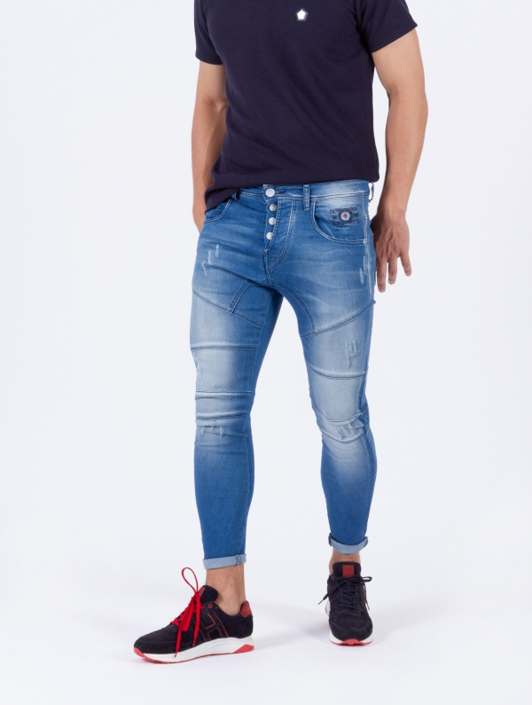 CALÇA SMK DENIM UNION