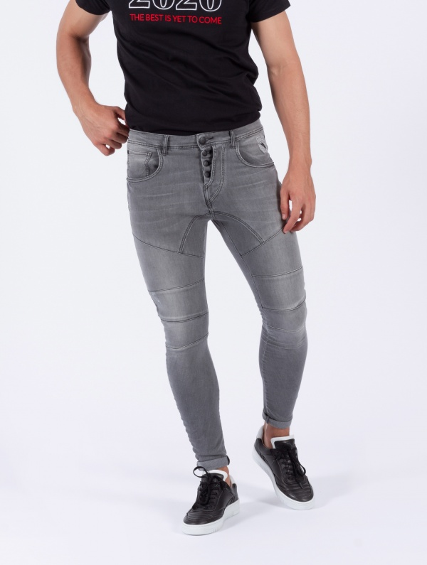 CALÇA SMK GRAY TAPER. FIT