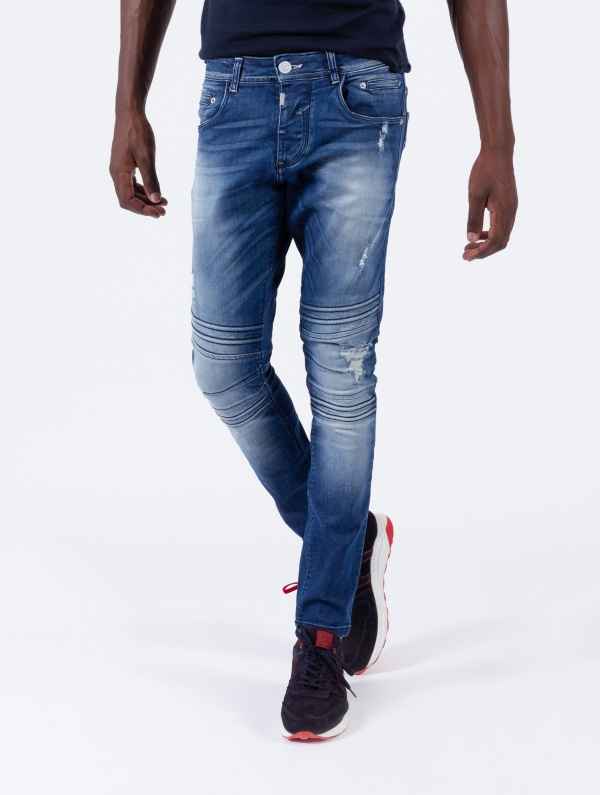 CALÇA SMK DENIM MIRROR
