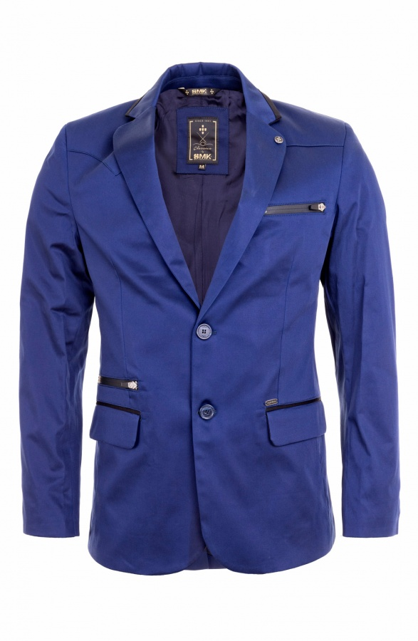 BLAZER FASHION ZIPPER
