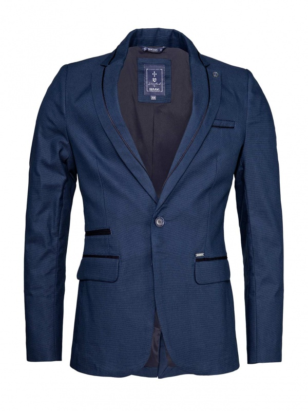 BLAZER SMK MY BLUE