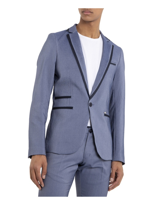 BLAZER SMK NAUTICAL BLUE