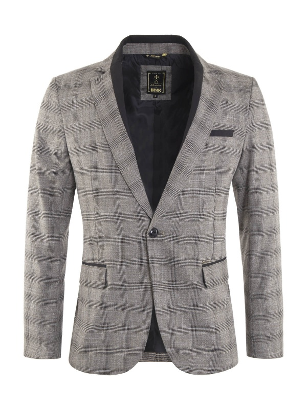 BLAZER SMK SQUARE EVEREST