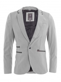 BLAZER GRAY FASHION